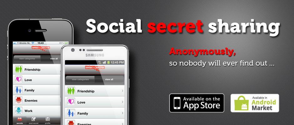 Little Big Secret - Social secret sharing