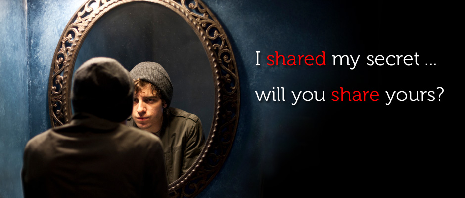 Little Big Secret - I shared my secret ... will you share yours?